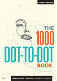 Link to an enlarged image of 1000 Dot-to-dot Book: Icons : twenty iconic portraits to complete yourself (1000 Dot-to-dot) -- Paperback / softback