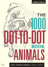 Link to an enlarged image of 1000 Dot-to-dot Book: Animals : Twenty incredible creatures to complete yourself. (1000 Dot-to-dot) -- Paperback / softback