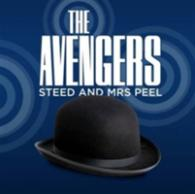 Link to an enlarged image of Avengers - Steed & Mrs Peel : The Graphic Novel -- Paperback / softback