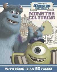 Link to an enlarged image of Disney Monsters University Colouring Book -- Paperback