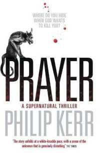 Link to an enlarged image of Prayer -- Paperback / softback