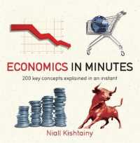 Link to an enlarged image of Economics in Minutes (In Minutes) -- Paperback / softback