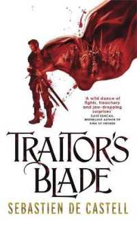 Link to an enlarged image of Traitor's Blade : The Greatcoats Book 1 (Greatcoats)