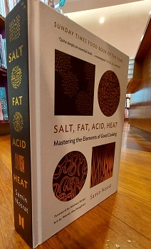 Link to an enlarged 2nd image of Salt, Fat, Acid, Heat : Mastering the Elements of Good Cooking -- Hardback (Main)