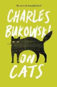 Link to an enlarged image of On Cats -- Paperback / softback (Main)