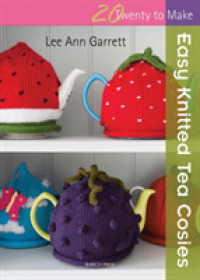 Link to an enlarged image of Easy Knitted Tea Cosies (Twenty to Make)