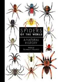 Spiders of the World : A Natural History 9781782407508