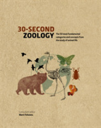 Link to an enlarged image of 30-second Zoology : The 50 most fundamental categories and concepts from the study of animal life (30 Second) -- Hardback