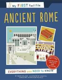 Link to an enlarged image of Ancient Rome : Everything You Need to Know (My First Fact File)