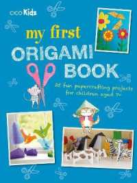 Link to an enlarged image of My first Origami Book : 35 fun papercrafting projects for children aged 7+ (My First)