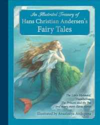 Link to an enlarged image of An Illustrated Treasury of Hans Christian Andersen's Fairy Tales : The Little Mermaid, Thumbelina, the Princess and the Pea and Many More Classic Stor