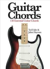 Link to an enlarged image of Guitar Chords : 150 Essential Guitar Chords (Reprint)