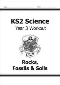 Link to an enlarged image of Ks2 Science Year Three Workout: Rocks, Fossils & Soils -- Paperback / softback