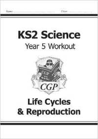 Link to an enlarged image of Ks2 Science Year Five Workout: Life Cycles & Reproduction -- Paperback / softback