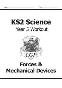 Ks2 Science Year Five Workout: Forces & ... by Cgp Books Cgp Books