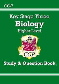 Link to an enlarged image of Ks3 Biology Study & Question Book - Higher -- Paperback / softback
