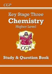 Link to an enlarged image of Ks3 Chemistry Study & Question Book - Higher -- Paperback / softback