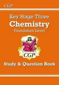 Ks3 Chemistry Study & Question Book - Fo... by Cgp Books Cgp Books