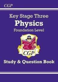 Link to an enlarged image of Ks3 Physics Study & Question Book - Foundation -- Paperback / softback