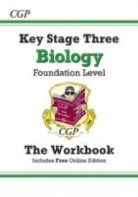 Ks3 Biology Workbook - Foundation -- Pap... by Cgp Books Cgp Books