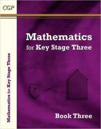 Link to an enlarged image of Ks3 Maths Textbook 3 -- Paperback / softback