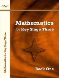 Link to an enlarged image of Ks3 Maths Textbook 1 -- Paperback / softback