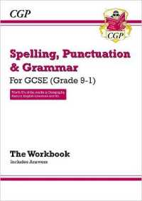 Spelling, Punctuation and Grammar for Gr... by Cgp Books Cgp Books