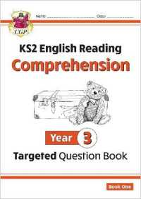 Ks2 English Targeted Question Book: Year... by Cgp Books Cgp Books