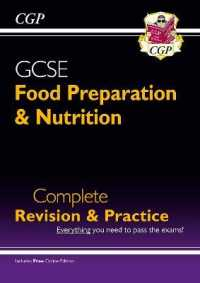 New Grade 9-1 Gcse Food Preparation & Nu... by Cgp Books Cgp Books