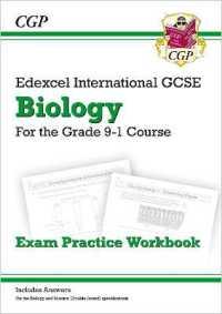 Link to an enlarged image of Grade 9-1 Edexcel International Gcse Biology: Exam Practice Workbook (includes Answers) -- Paperback / softback