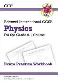 Link to an enlarged image of Grade 9-1 Edexcel International Gcse Physics: Exam Practice Workbook (includes Answers) -- Paperback / softback