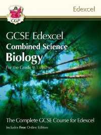 Link to an enlarged image of Grade 9-1 Gcse Combined Science for Edexcel Biology Student Book with Online Edition -- Paperback / softback