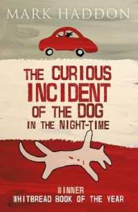 Link to an enlarged image of Curious Incident of the Dog in the Night-time -- Paperback / softback