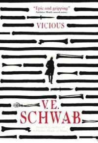 Link to an enlarged image of Vicious (The Villains Series) -- Paperback / softback