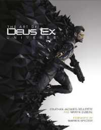 Link to an enlarged image of The Art of Deus Ex Universe