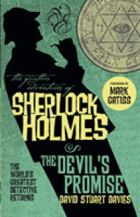 Link to an enlarged image of The Devil's Promise (The Further Adventures of Sherlock Holmes)