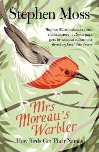Link to an enlarged image of Mrs Moreau's Warbler : How Birds Got Their Names (Reprint)
