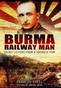 Link to an enlarged image of Burma Railway Man : Secret Letters from a Japanese POW: the Remarkable Record of Charles Steel, a Japanese POW
