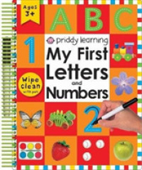 My First Letters and Numbers 9781783418923