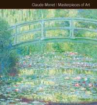 Link to an enlarged image of Claude Monet (Masterpieces of Art) (New)