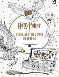 Books Kinokuniya Harry Potter Colouring Book