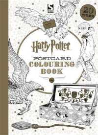 Books Kinokuniya Harry Potter Postcard Colouring Book