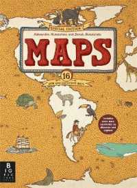 Link to an enlarged image of Maps Special Edition (Maps) -- Hardback