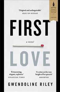 Link to an enlarged image of First Love -- Paperback / softback