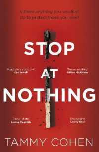 Link to an enlarged image of Stop at Nothing -- Paperback / softback