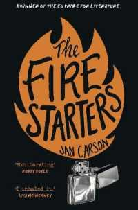 Link to an enlarged image of Fire Starters -- Paperback / softback
