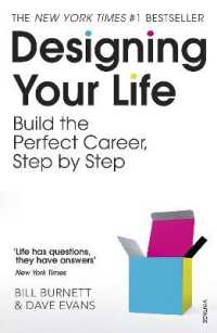 Link to an enlarged image of Designing Your Life : Build the Perfect Career, Step by Step -- Paperback / softback