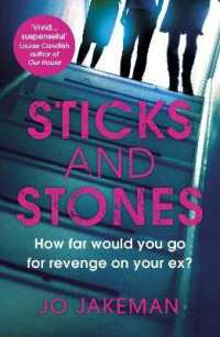 Link to an enlarged image of Sticks and Stones -- Paperback / softback