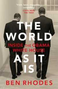 Link to an enlarged image of World as It Is : Inside the Obama White House -- Paperback / softback