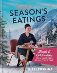 Link to an enlarged image of Gizzi's Seasons Eatings : Feasts & Celebrations from Halloween to Happy New Year